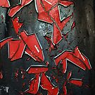 Red and Black Peeler by Yampimon