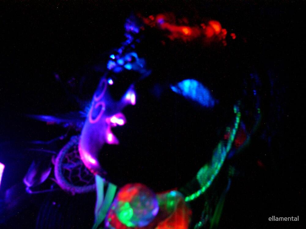 Dreaming  Worlds  Of  LIGHT by ellamental
