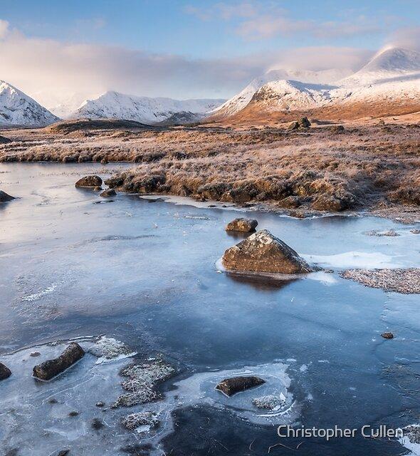 « Lochan na Stainge / Rannoch Moor # 5 » par Christopher Cullen
