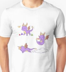 Spyro full set Unisex T-Shirt