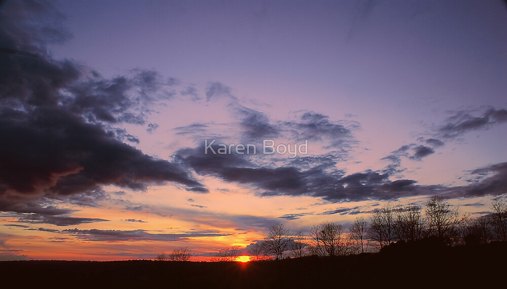Day's End by Karen Boyd