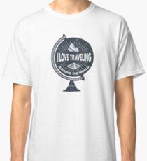 I Love Traveling Classic T-Shirt