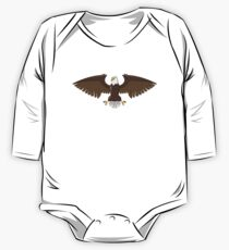 Eagle coat of arms bird One Piece - Long Sleeve