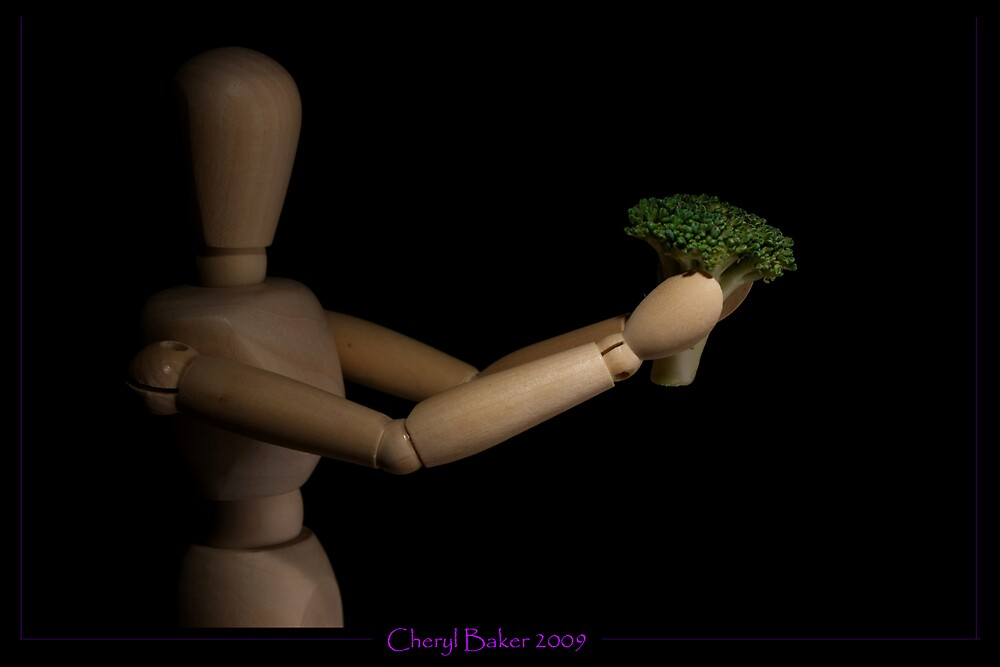for the love of brocolli by chel27