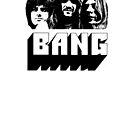 BANG MOTHER BOW TO THE KING HEAVY PSYCH ROCK BAND 70S SUPER COOL T SHIRT by westox