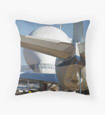 NASA Workhorses Throw Pillow
