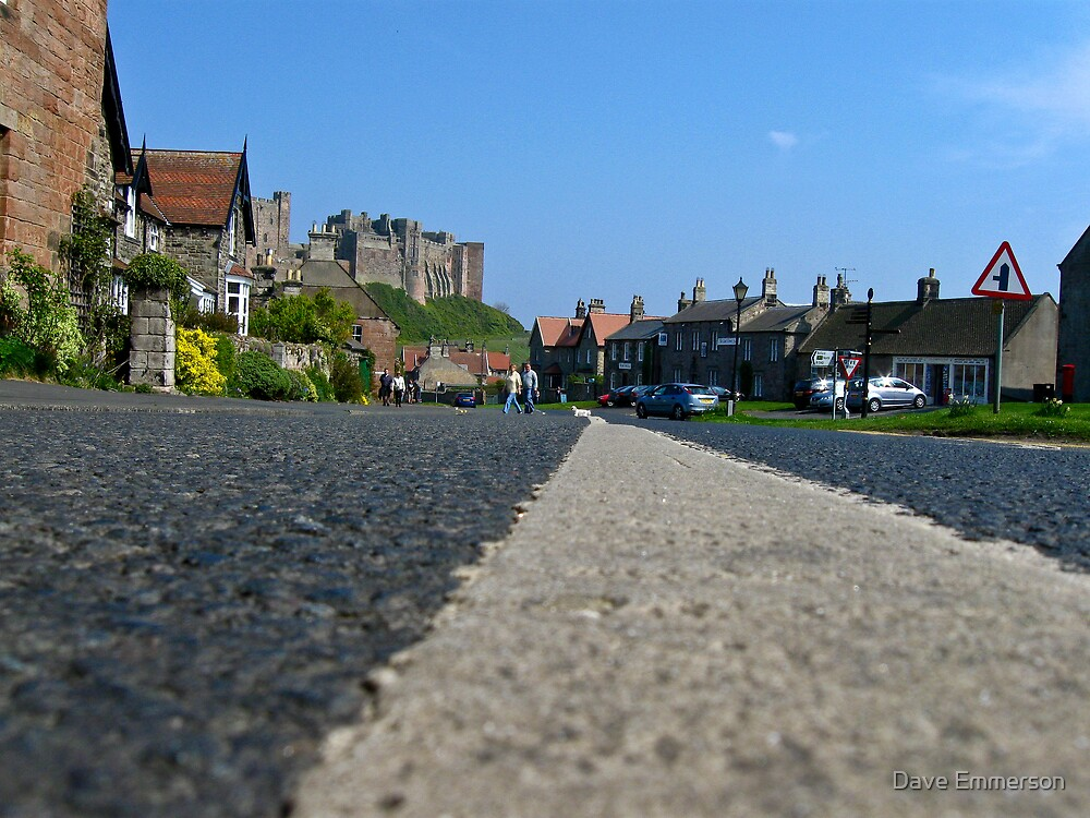 bamburgh by Dave Emmerson
