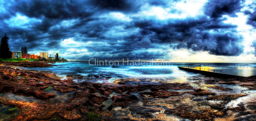 Shelley Storm by Clinton Hadenham