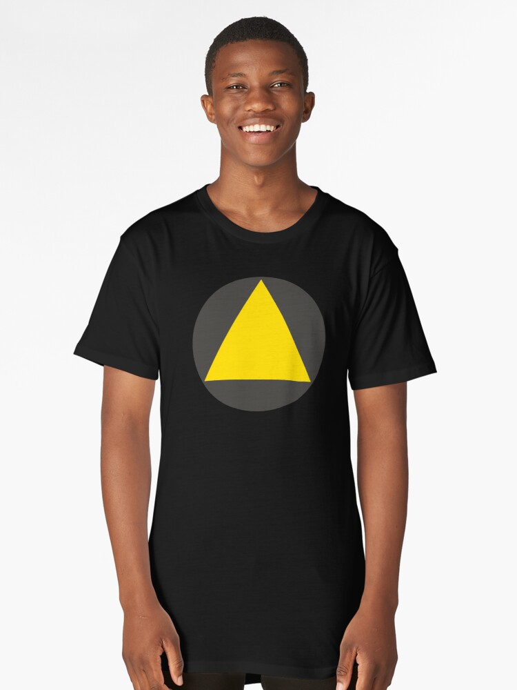 Legion Triangle! Long T-Shirt Front