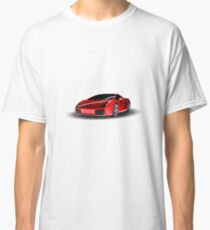 Red sports car Classic T-Shirt