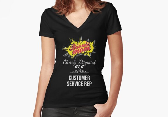 Bionicmom Cleverly Disguised As A Customer Service Rep