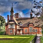 The Old School House by Viv Thompson