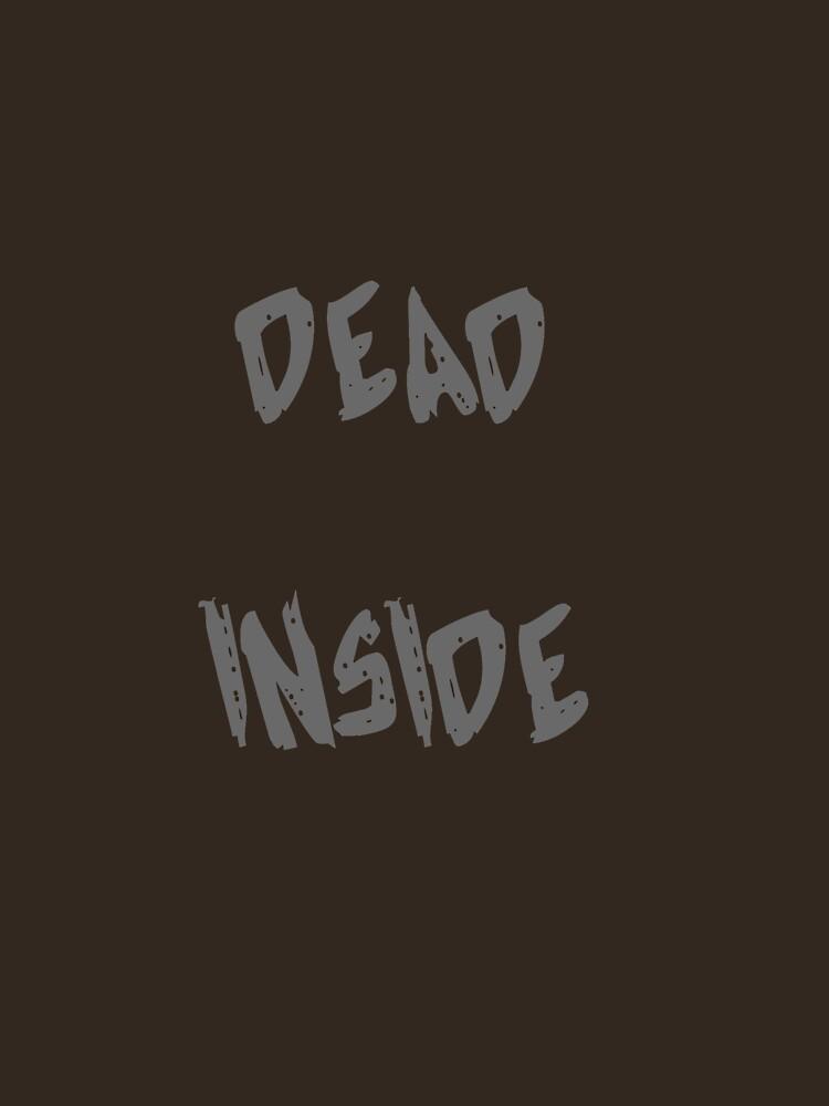 Innerlich tot T-Shirt von 1PepeCortez | Redbubble