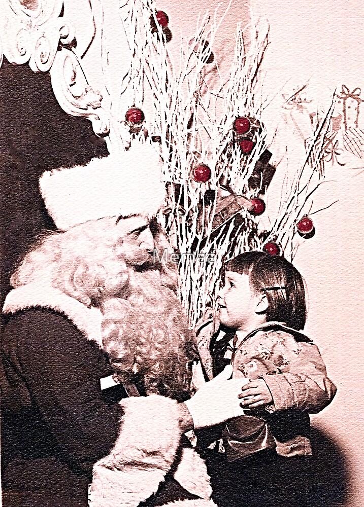 1949  Me and Santa! by Memaa