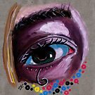 """eye study #2"" by Jessica Lavallee"