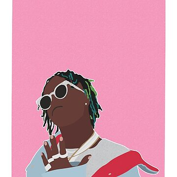 RICH THE KID by barneyrobble
