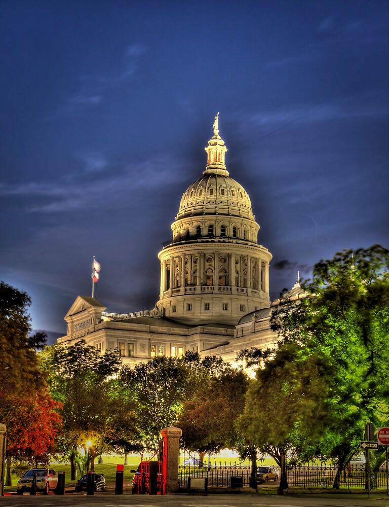 Texas Capital by StormGod
