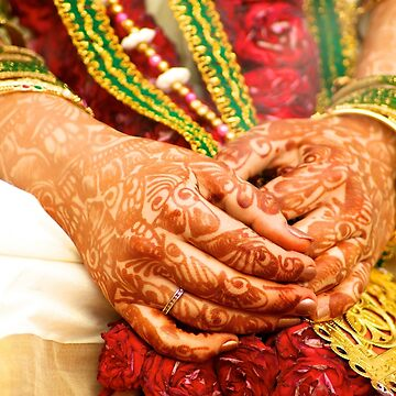 The Bride's Hands by bareri