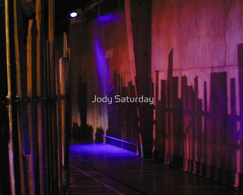 Planks by Jody Saturday