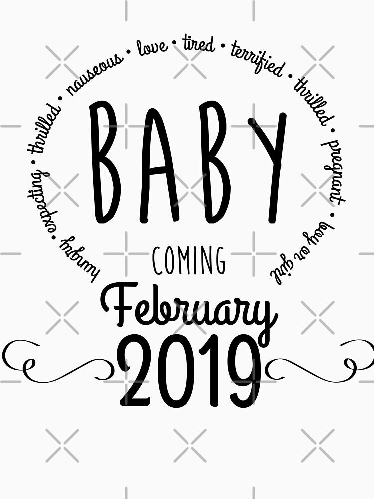 Februar Baby 2019