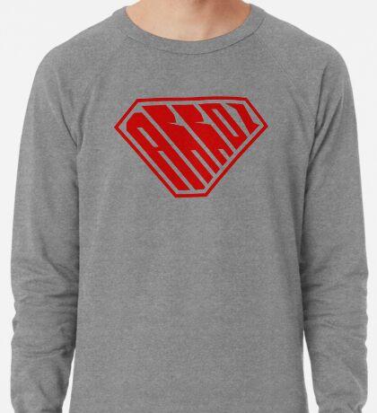 Arroz SuperEmpowered (Red) Lightweight Sweatshirt