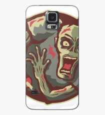 Zombies All Around Case/Skin for Samsung Galaxy