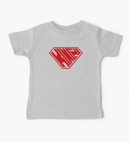 Kimchi SuperEmpowered (Red) Kids Clothes
