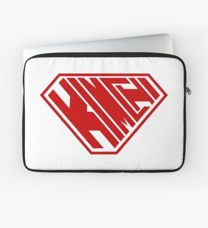 Kimchi SuperEmpowered (Red) Laptop Sleeve