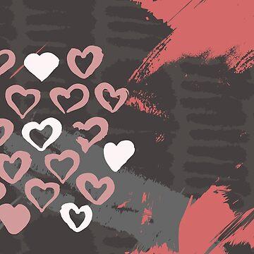 Warm Hearts by HoopandHoller