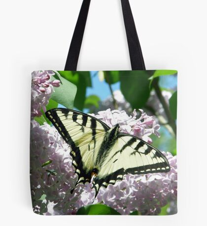 First Swallowtail of 2009 Tote Bag