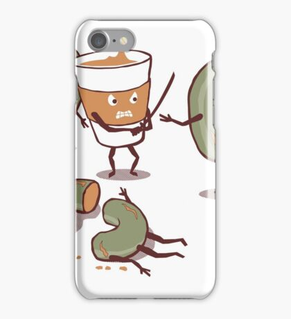 Decap Coffee iPhone Case/Skin