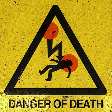 DANGER OF DEATH by jovandjordjevic