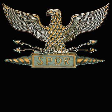 Legion Eagle Copper by ZeroAlphaActual