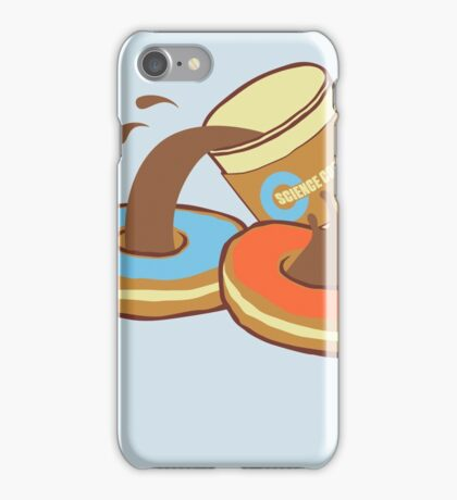 Science Donuts iPhone Case/Skin