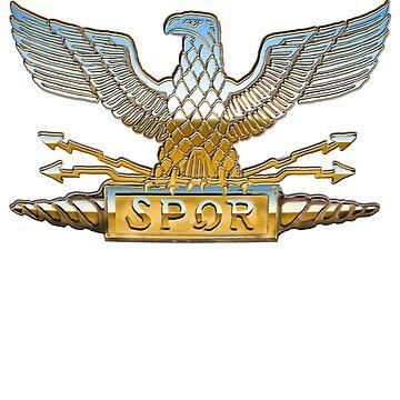 Legion Eagle Chrome by ZeroAlphaActual