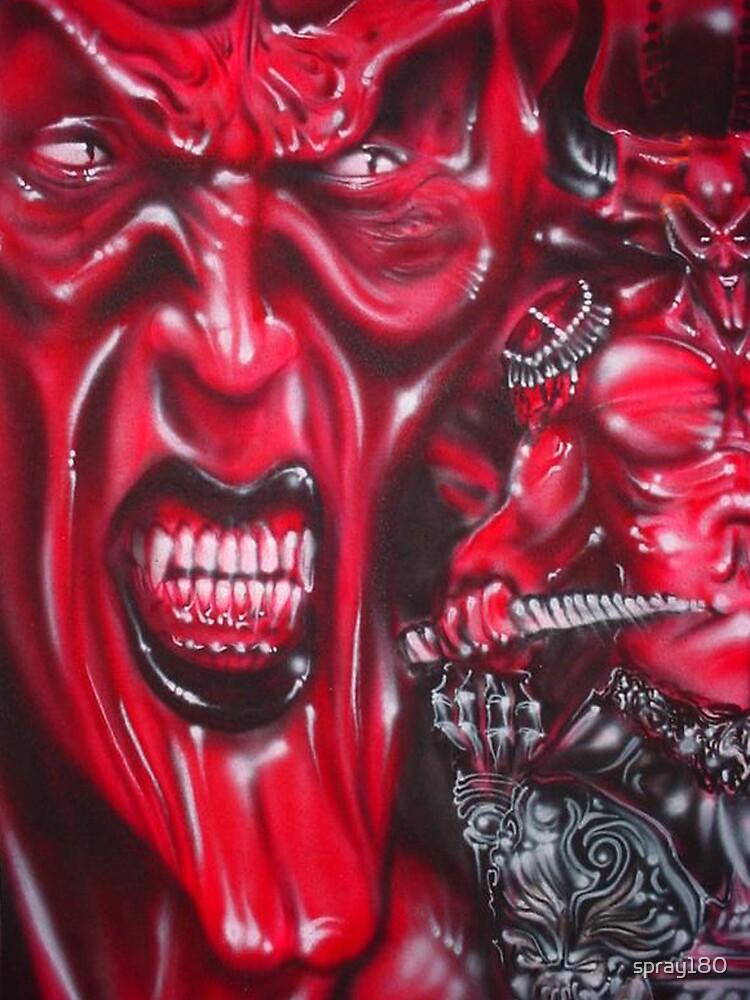 darkness  by spray180