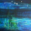 Midnight Reflection by Clare McCarthy