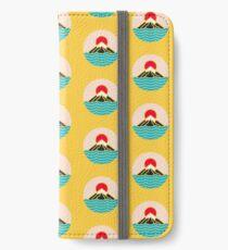 Fuji iPhone Flip-Case/Hülle/Klebefolie