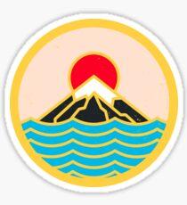 Fuji Sticker