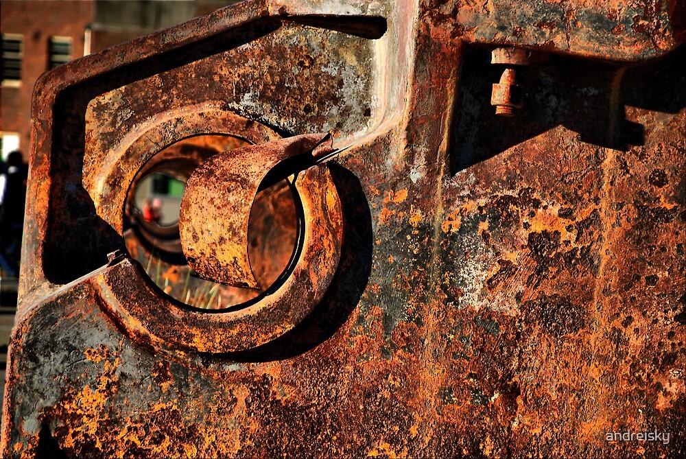 Rust by andreisky