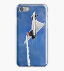 Eurofighter Typhoon - Venting ! - Farnborough 2014 iPhone Case/Skin