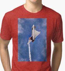 Eurofighter Typhoon - Venting ! - Farnborough 2014 Tri-blend T-Shirt