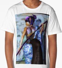 Anthro Series: Ode to Utamaro Long T-Shirt