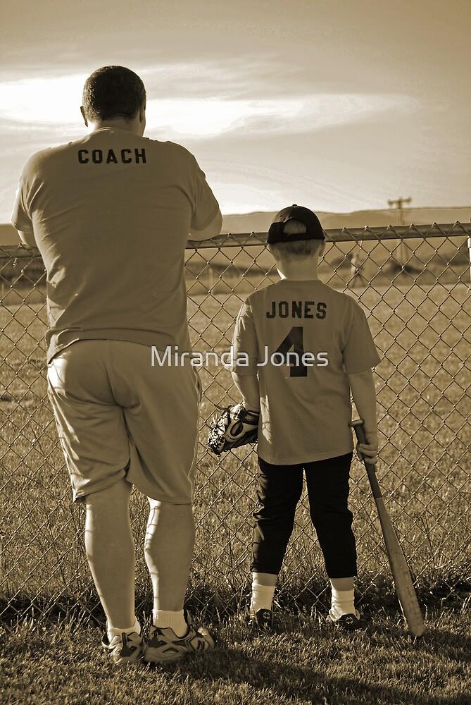the little league.... by Miranda Jones