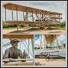 Wright Brothers Take Flight by John  Kapusta