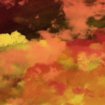 Autumn Clouds  by LeeAnnaRose96