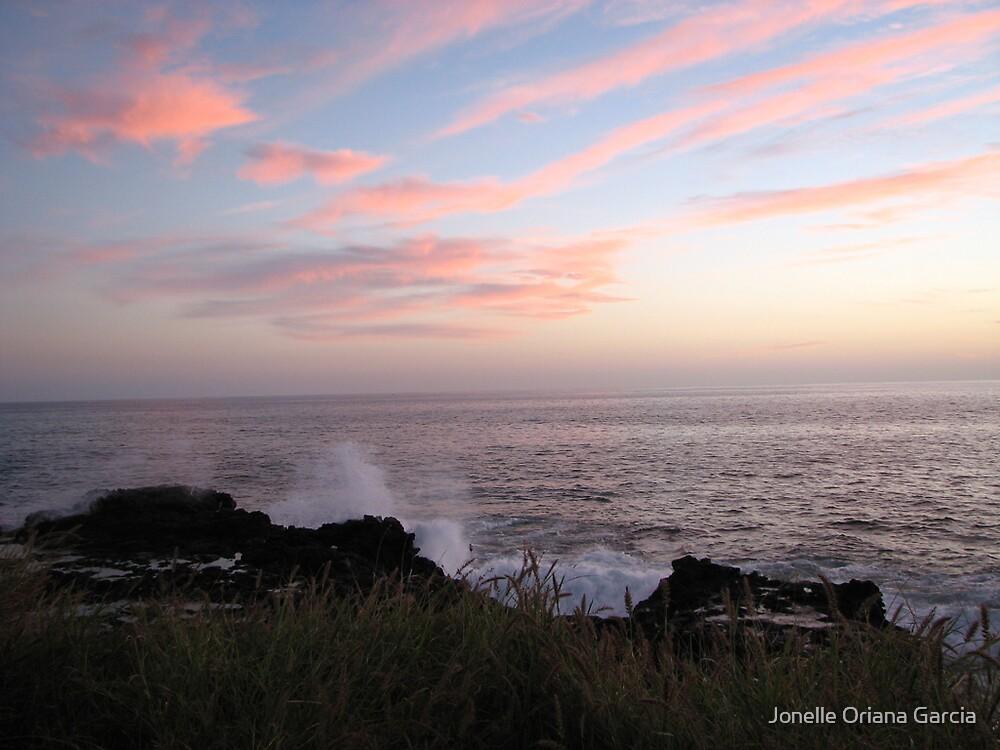 Pastel Sunset by Jonelle Oriana Garcia
