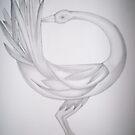 Sankofa bird by DWPickett