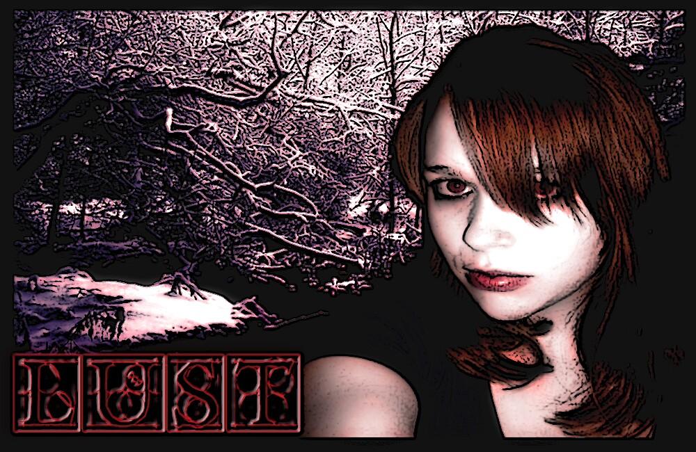 Lust by direngrey89