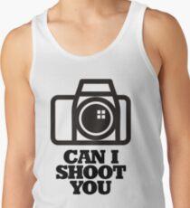 Photographer Tank Top